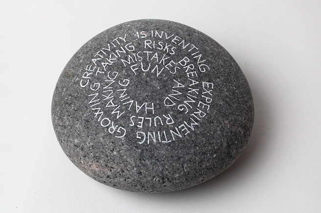 quote_on_stone_white